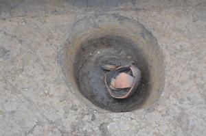 奈良時代の土坑