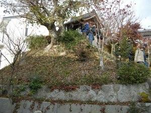 三合塚古墳の写真