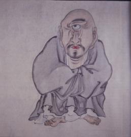 百鬼夜行図巻(真田宝物館蔵)