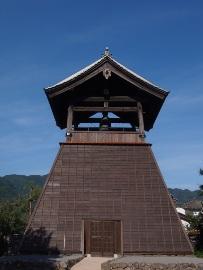 松代藩鐘楼